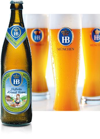 德刮得Hofbräu啤酒