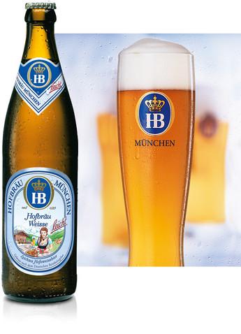cerveza des guade Hofbräu