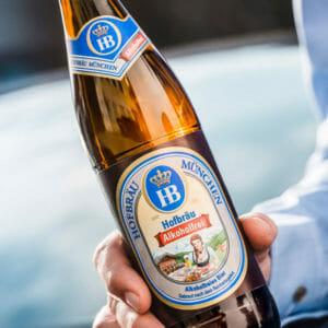 Des guade Hofbräu μπύρα