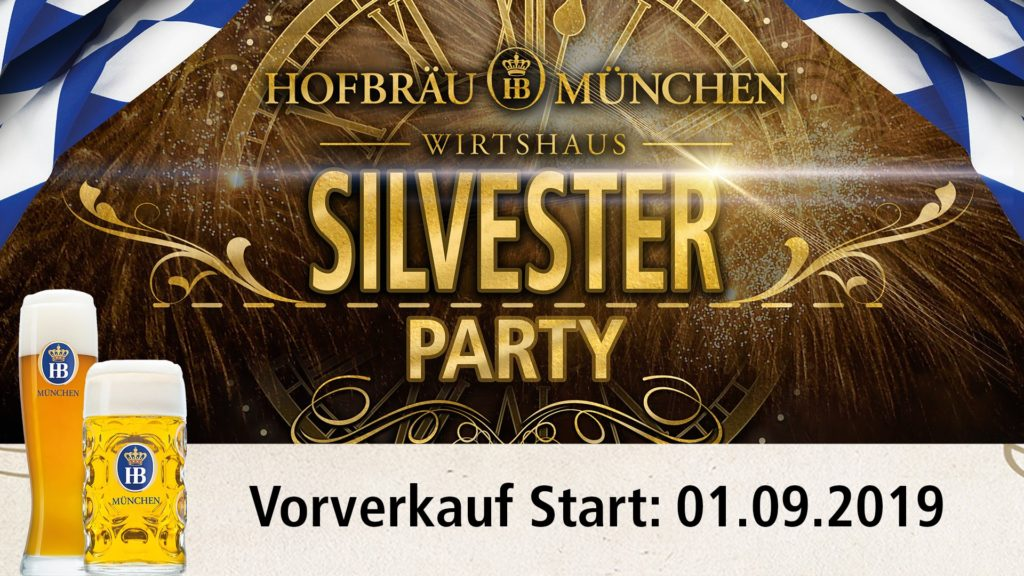 Silvester Party 2019 Hamburg
