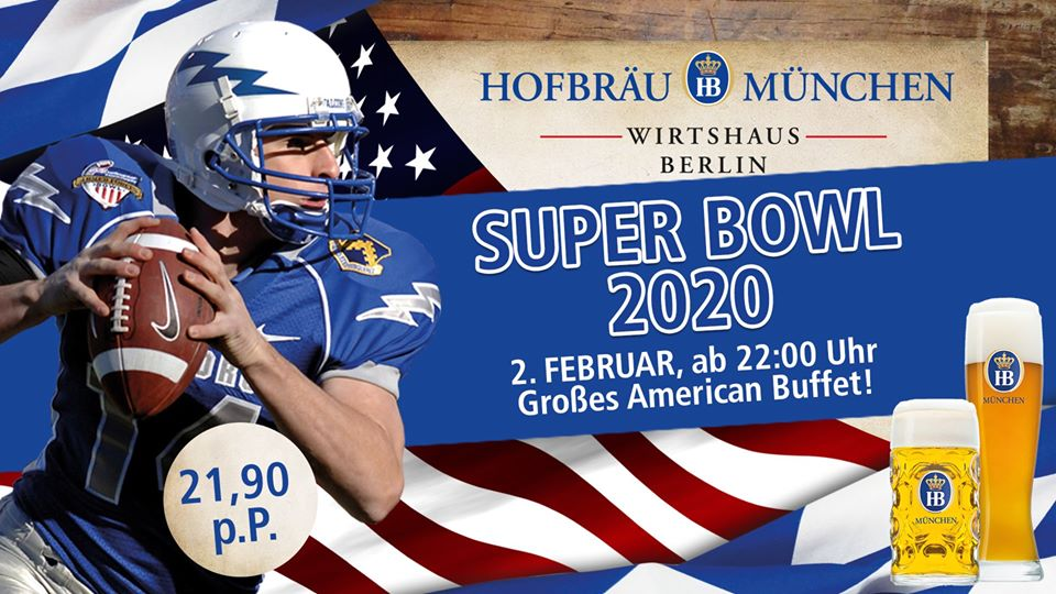 Super Bowl 2020 Berlín