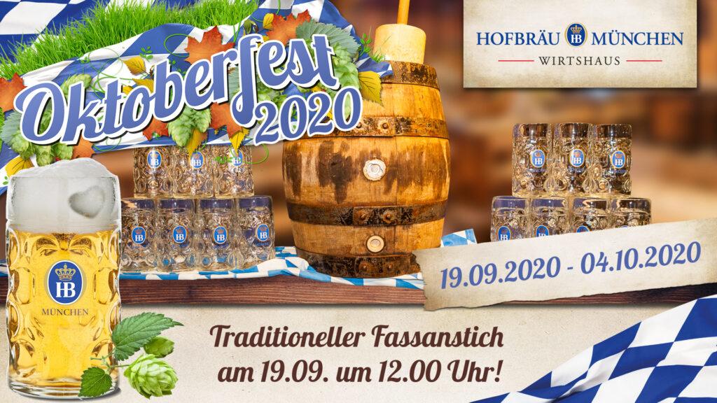 Hofbräu Wirtshaus - Hamburgo - Berlín