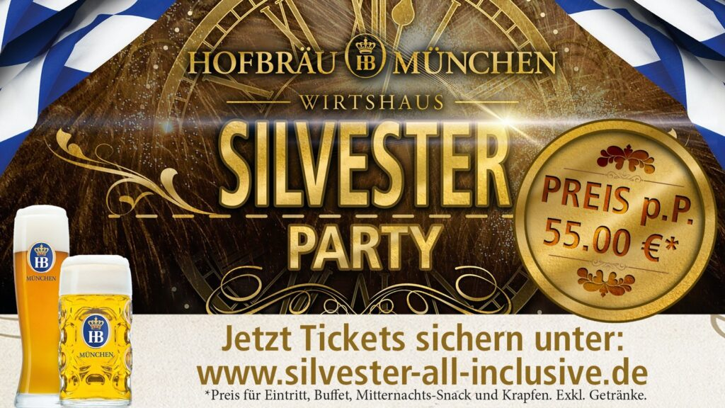 Silvester Party 2020 Hamburg