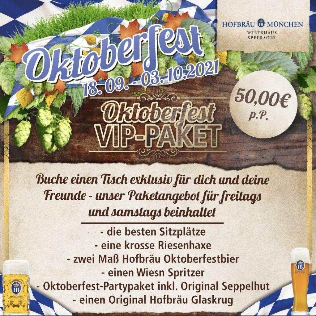 Oktoberfest 2021 Hamburg