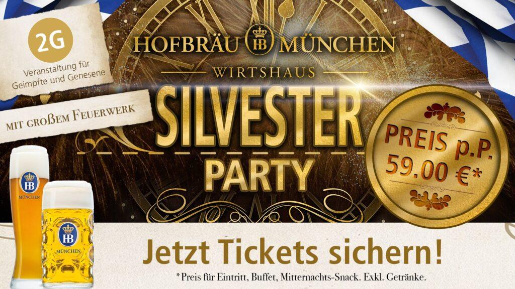 Silvester Party 2021 - Berlin